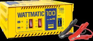 GYS WATTMATIC 100 automata akkumulátor töltő termék fő termékképe