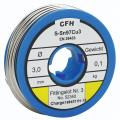 CFH WL 340 fitting-forrasztóón, 100g/tekercs