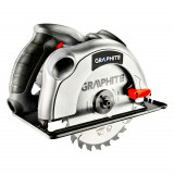 Graphite 58G488 körfűrész (kofferben)