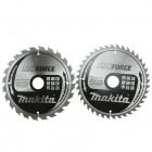 Makita Makforce körfűrésztárcsák