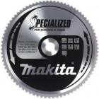 Makita Specialized körfűrésztárcsa szendvicspanel vágásához