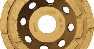Makita Betoncsiszoló tárcsa 115mm, furat ⌀8,7mm termék fő termékképe