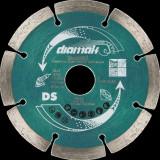 Makita Diamak szegmentált gyémánttárcsa 115mm 10db