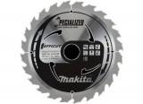 Makita Efficut körfűrésztárcsa ⌀165mm, fogszám: Z25, furat ⌀ 20mm