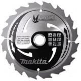 Makita M Force körfűrésztárcsa ⌀185mm, fogszám: 24db, furat ⌀ 30mm