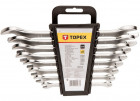 Topex villáskulcs készletek