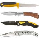 Topex összecsukható és egyéb kések
