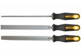 Topex 06A330 faráspoly készlet, 200 mm, 3 részes