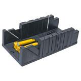 Topex 10A848 gérláda léclefogó szorítókkal, műanyag, 22.5/45/90°, 320 mm