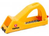 Topex 11A406 univerzális ráspoly, műanyag, 140 mm
