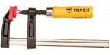 Topex 12A100 asztalos szorító, 150x50 mm