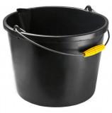 Topex 13A716 habarcsos vödör marok fogantyúval, 16 literes