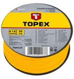 Topex 13A905 kőműves zsinór, Ø1.5 mm, 50 m