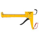 Topex 21B235 racsnis kartuskinyomó pisztoly, fém, 235 mm