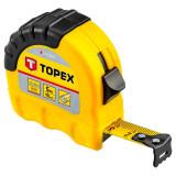 Topex 27C305 acél mérőszalag, 5m/19mm