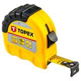 Topex 27C310 acél mérőszalag, 10m/25mm