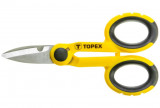 Topex 32D413 kábelvágó olló, 140 mm