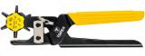 Topex 32D424 forgófejes bőrlyukasztó fogó, Ø2-4.5 mm, 240 mm