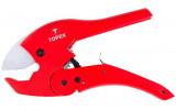 """Topex 34D034 csővágó, 0-42 mm (0-1 5/8"""")"""