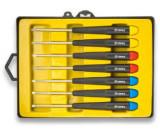 Topex 39D552 műszerész csavarhúzó készlet, CrV acél, 7 részes