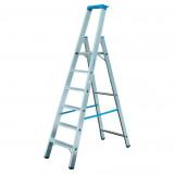 STABILO Professional egy oldalon járható lépcsőfokos állólétra, 6 fokos