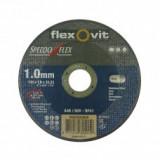 SpeedoFlex vágókorong 125 x 1,0 x 22,2 FÉM - INOX