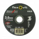SpeedoFlex vágókorong 125 x 3,0 x 22,2 FÉM