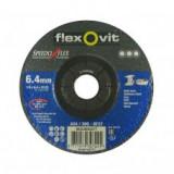 SpeedoFlex csiszolókorong 125 x 6,4 x 22,2 FÉM - INOX