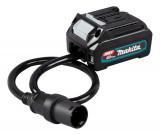 MAKITA 40V XGT háti akkumulátor adapter