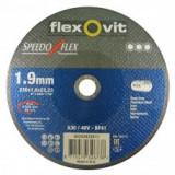 SpeedoFlex vágókorong 230 x 1,9 x 22,2 FÉM - INOX