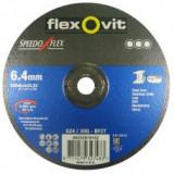 SpeedoFlex csiszolókorong 230 x 6,4 x 22,2 FÉM - INOX