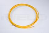 TBi 511 huzalv. spirálhoz kábelcsat. 4m sárga