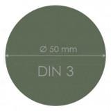 Védőüveg DIN 3 50mm