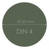 Védőüveg DIN 4 50mm