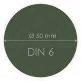Védőüveg DIN 6 50mm