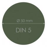 Védőüveg DIN 5 50mm