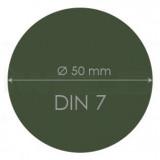 Védőüveg DIN 7 50mm