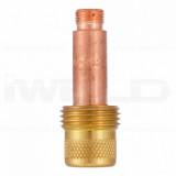 AWI gázlencse 2,4mm SR17/26/18W 45V26