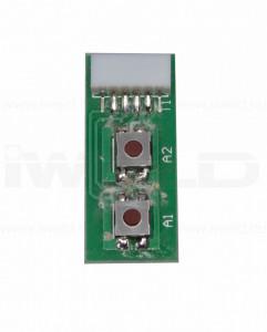 iWELD TIG dupla nyomógomb-panel termék fő termékképe