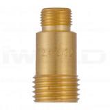 TBi rövid gázlencse 2,4mm SR17/26/18W