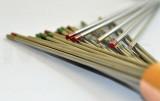 Wolfram elektróda WS2 1,6x175mm türkizkék