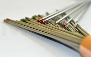 Wolfram elektróda WC20 4,0x175mm szürke termék fő termékképe