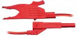 POLICLEAN 3000 Testkábel 5m (1150KR) piros