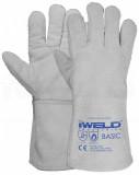 """iWELD BASIC Hegesztő védőkesztyű, bélelt 14"""" (WEGBSC-1410-N)"""