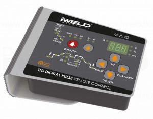 iWELD TIG DIGITAL PULSE RC vezeték nélküli távirányító (220 DC) termék fő termékképe