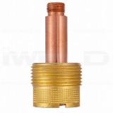 AWI nagy gázlencse 1,6mm SR17/26/18W 45V116