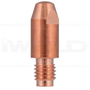 Áramátadó M8x30x1,6 ALU L=30mm termék fő termékképe