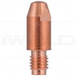 Áramátadó M8x30x1,0 ALU L=30mm