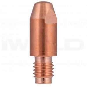 Áramátadó M8x30x1,0 ALU L=30mm termék fő termékképe