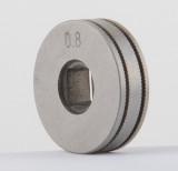 iWELD Huzaltoló görgő 0.8-0.9mm recézett MICROFLUX
